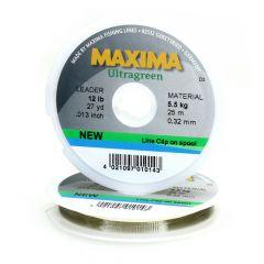 Maxima Tippet Ultragreen
