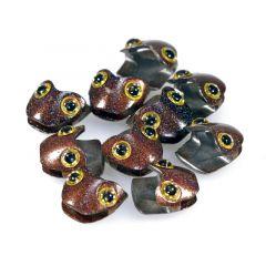 Roman Moser Tungsten Sculpin Heads