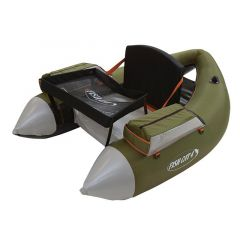 Outcast Fish Cat 4 LCS Belly Boot, oliv
