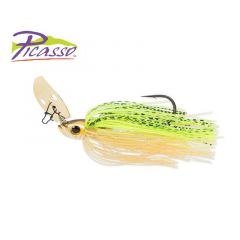 Picasso Shock Blade ChatterBait 7g, #4/0