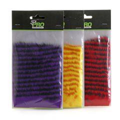 Pro three tone Rabbit Fur