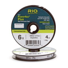 Rio Powerflex PLUS Tippet Vorfachmaterial