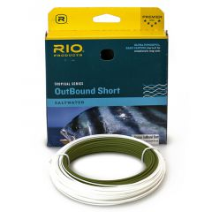 Rio Outbound Short Tropic WF-Fly Line | float