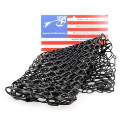 Rising Replacement Rubber Nets, Brookie black