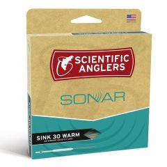 Scientific Anglers Sonar Sink 30 Taper, warm