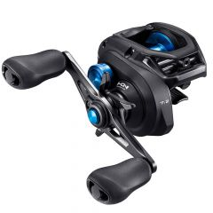 Shimano SLX 151HG Baitcaster Reel, left handle
