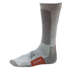 Simms Guide Lightweight Bugstopper Sock, boulder