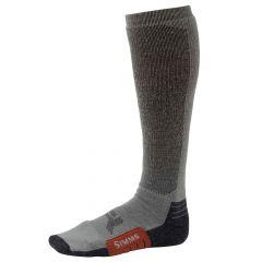 Simms Guide Midweight Sock, gunmetal