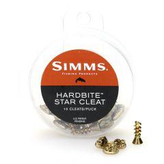 Simms Hardbite Star Cleat for Vibram Soles / 10 Stk.