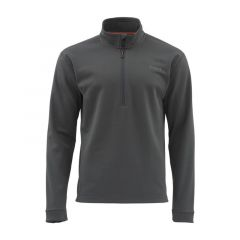 Simms Midweight Core Top, carbon