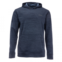 Simms Challenger Hoody, admiral blue heather