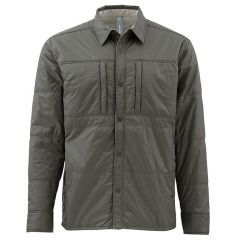 Simms Confluence Reversible Jacket, dk. olive