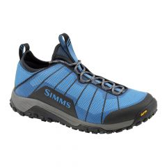 Simms Flyweight Shoe Scarponcini Wading - Vibram, pacific