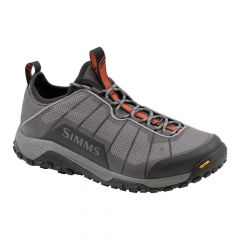 Simms Flyweight Wading Shoe Watschuh - Vibram, slate