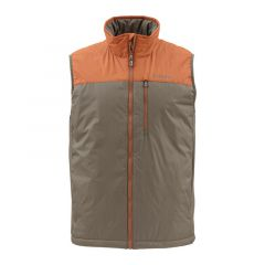 Simms Midstream Insulated Vest 2019, saddle brown