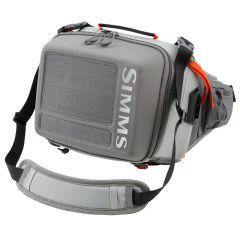 Simms Waypoints Hip Pack #L, gunmetal