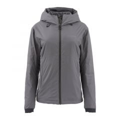 Simms Womens MidCurrent Hooded Jacket, anvil