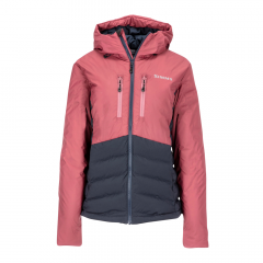 Simms Donna West Fork Jacket, garnet