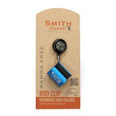Smith Creek Rod Holder, blue