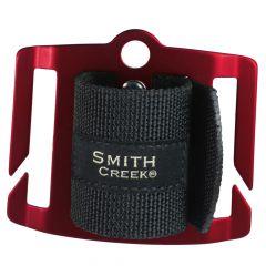 Smith Creek Landing Net Holster, red