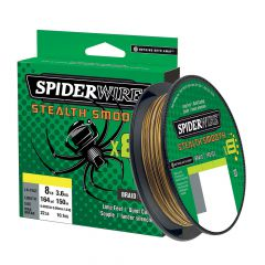 SpiderWire Stealth Smooth X8 Fishing Line, camo
