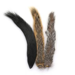 Squirrel Tails for Fly Tying