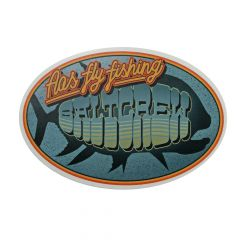 AOS Fly Fishing Sticker-AOS Saltcrew