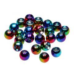 Tungsten Rainbow Beads