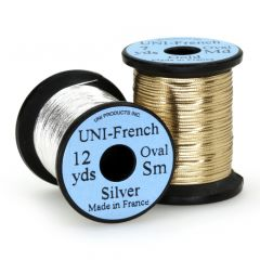 UNI French Tinsel Oval