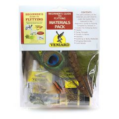 Veniard Beginners Guide to Fly Tying - Bindematerial Set
