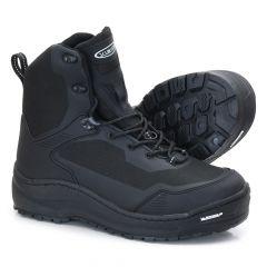 Vision Musta Michelin Wading Boot, Gummi Sole