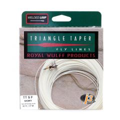 Wulff Triangle Taper Fly Line