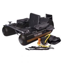 Zeck Belly Cat 170 - Belly Boat Kit, black