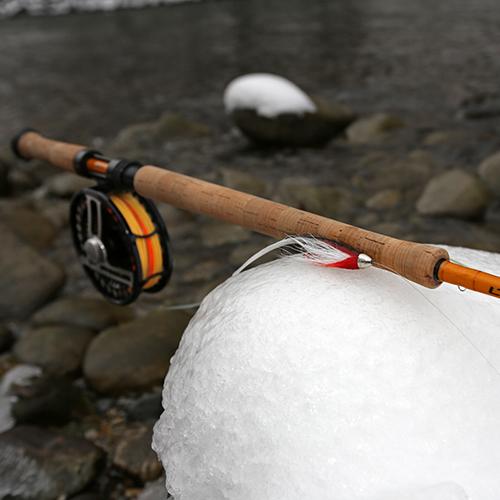 Fliegenfischen im Winter – 5 Tipps gegen die Kälte
