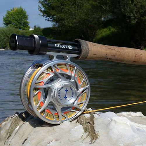 Tackle-Test: Loop Cross S1 Fliegenrute & Hatch Finatic 4plus Fliegenrolle