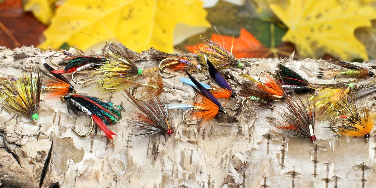 Fliegenfischen mit der Nassfliege