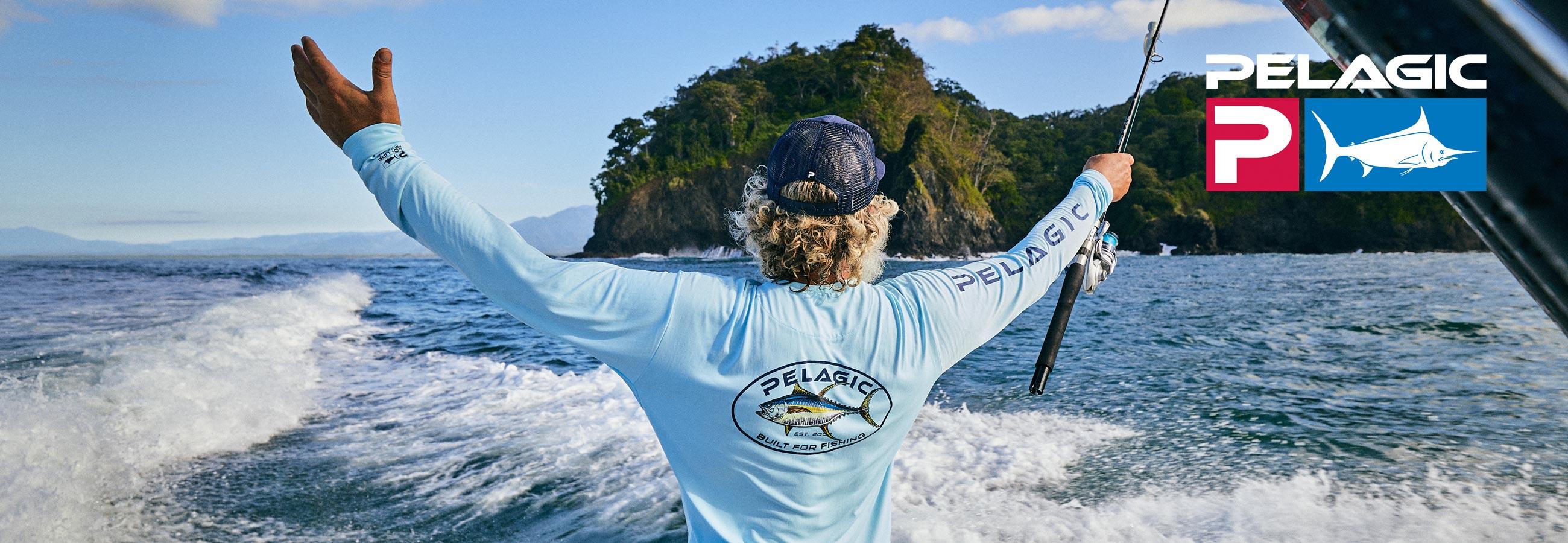 PELAGIC High Performance Fishing Gear