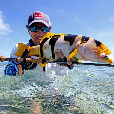 Polarisierende Sonnenbrillen für Fliegenfischer