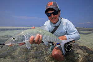 Bahamas, Andros Island – die Bonefish Hauptstadt der Welt für Fliegenfischer!