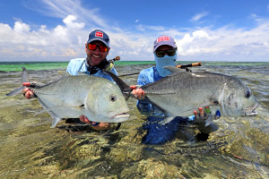 Fly Fishing Saltwater Travel Destinations