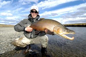 Rio Grande – der weltweit beste Fluss für die Fischerei auf Meerforellen