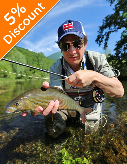 Newsletter for fly fishermen