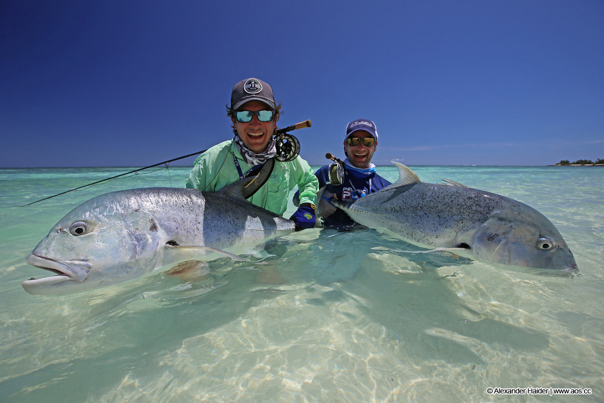 Astove Fly Fishing Seychelles