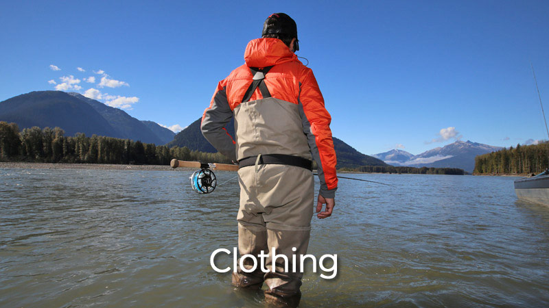 Clothing for Fishing